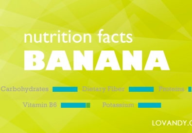 how much protein in 1 banana