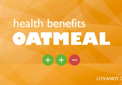 what are the benefits of eating oatmeal