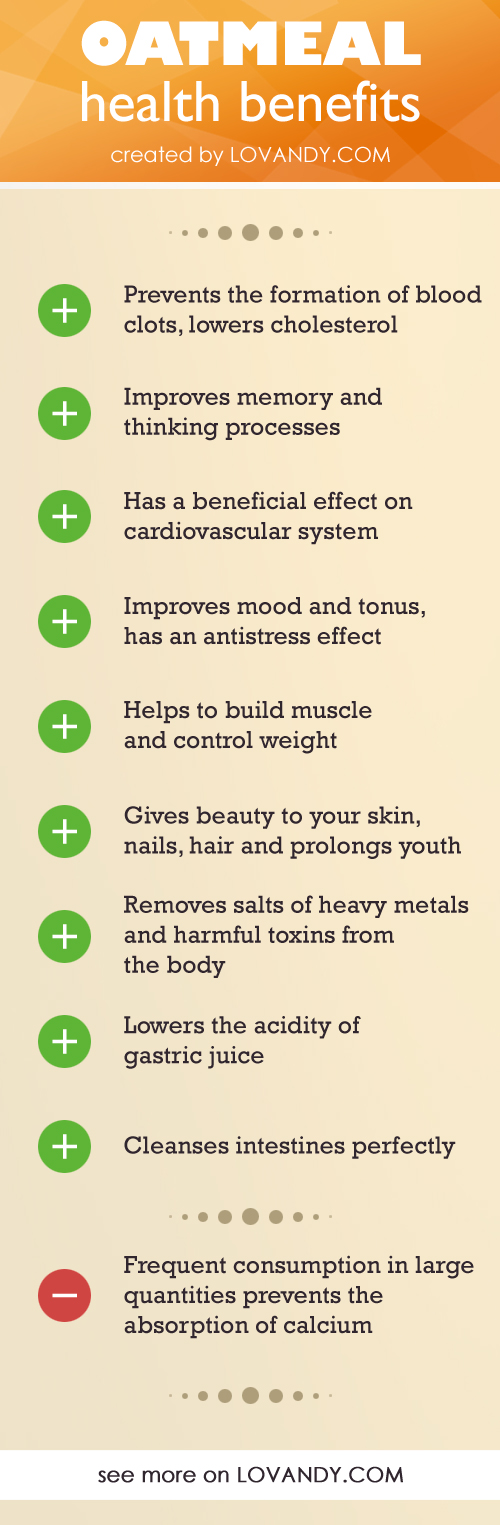 benefits of oatmeal weight loss