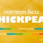 how much protein in chickpeas