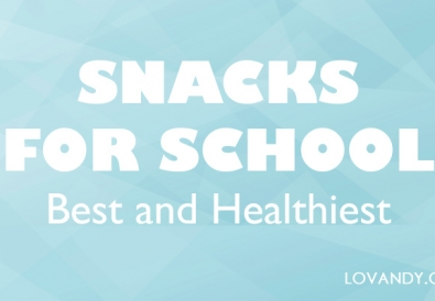 healthy easy snacks for kids