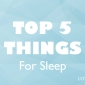 how to improve deep sleep